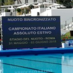 CAMPIONATI ASSOLUTI ESTIVI 2018 NUOTO SINCRONIZZATO